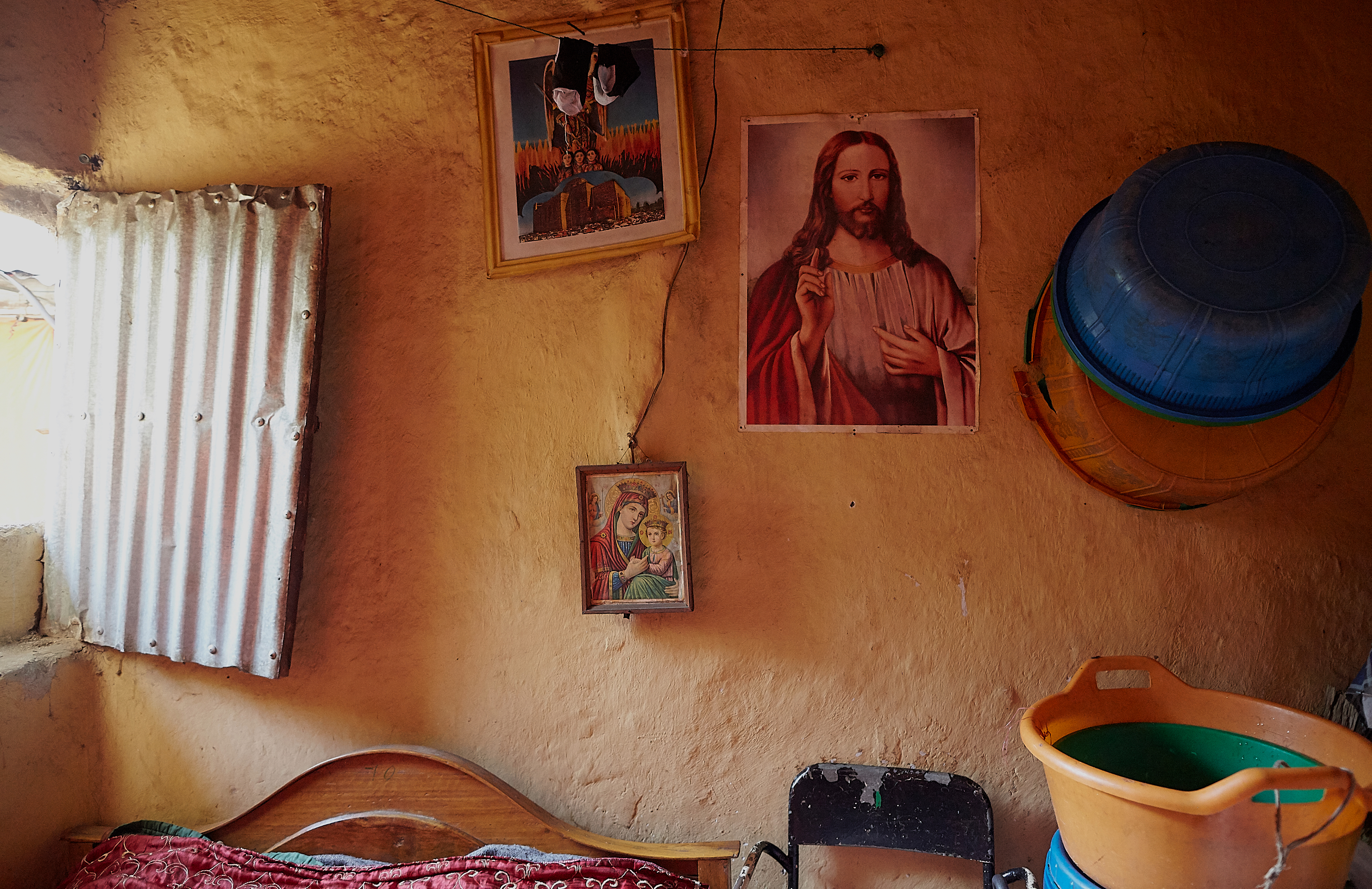 Who Lives Here, Ethiopia documentary photography.